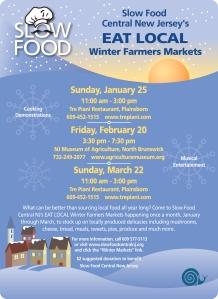 Slow Food Winter Markets