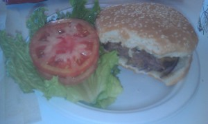 Creekstone burger