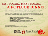 Community Pot Luck at Elijah's Promise on May3
