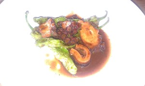 Octopus Bordelaise at The Pass