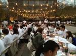 Dîner Inn Blanc 2012