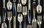 Cutlery photo from Wikipedia Commons