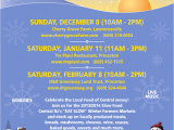 Eat Slow Winter Farmers Market December 8