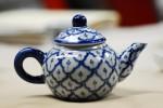 Colonial Era Teapot