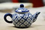 Colonial Era Teapot