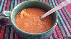 Joan's Red Lentil Soup