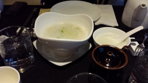 Congee with Chicken