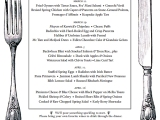 Spring Dinner Series at The CanalHouse