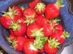 Jersey Fresh Strawberries