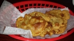 Little Island saltfish fritters