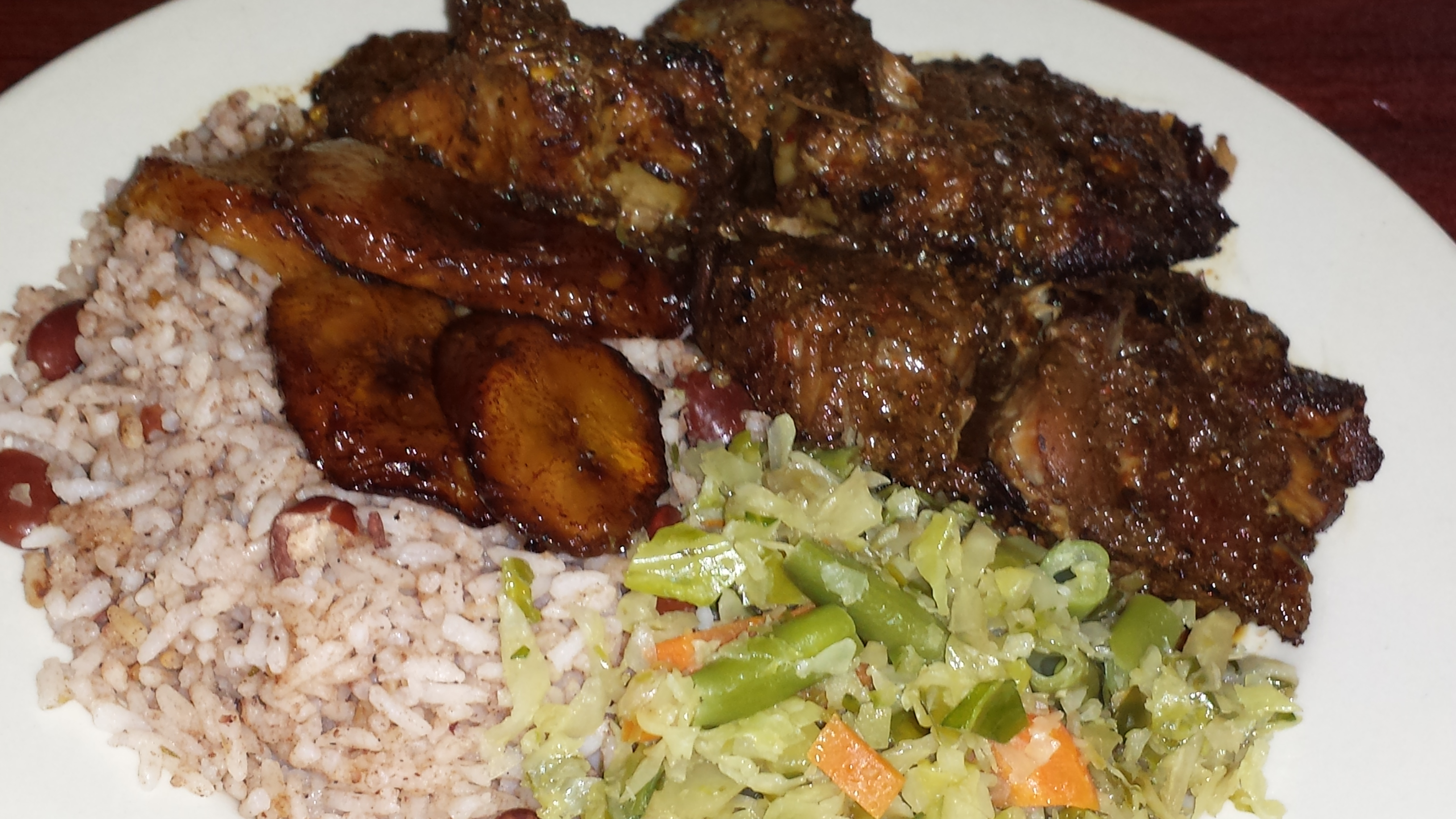 Jerk has its day at Little Island Cuisine | NJ SPICE