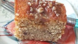Caramel Pecan cake from Judith's Desserts