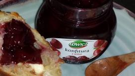 Sour Cherry Preserves from Halinki Deli