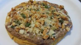 Pizza Pollo Asado from TJ's