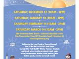 Slow Food Winter Markets Start December 13 at D&R Greenway