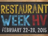 Updated information for Hopewell Valley Restaurant Week Feb 22-28