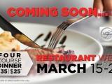 South Jersey Hot Chefs Restaurant Week March15-20