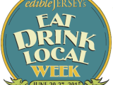 Edible Jersey's 2015 Eat Drink Local Restaurant Week June 20-27