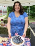 Doreen Garelick's Blueberry Tart