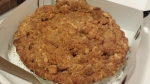 This beauty is an apple crumb pie from Main Street, Kingston