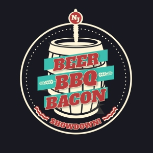Beer BBQ Bacon logo