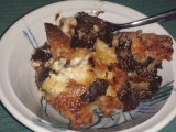 December Recipe of the Month – Chocolate Croissant Bread Pudding