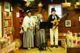 Annual Wassailing Party at Terhune on January24