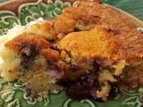 March Recipe Of The Month-Sour Cream Cardamom CherryCake