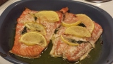 May Recipe Of The Month-Baked Fish