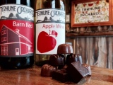 Busy weekend at TerhuneOrchards