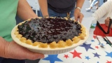 Blueberry Pie Contest Winners