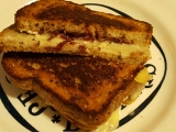 Recipe Of the Month – Pan-Fried Camembert Sandwich